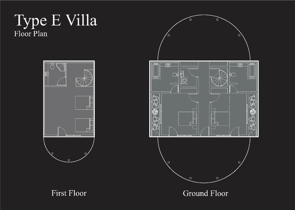 Several layouts and sizes available