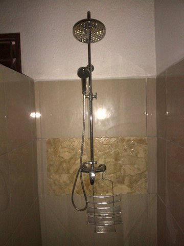 Upmarket Shower